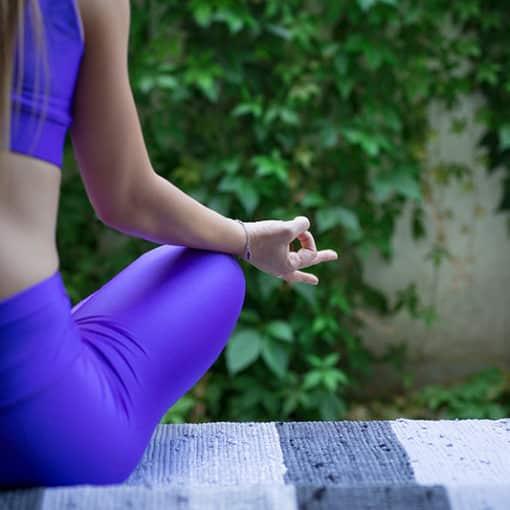 Die Meditationsbank - nicht nur für Anfänger eine gute Wahl
