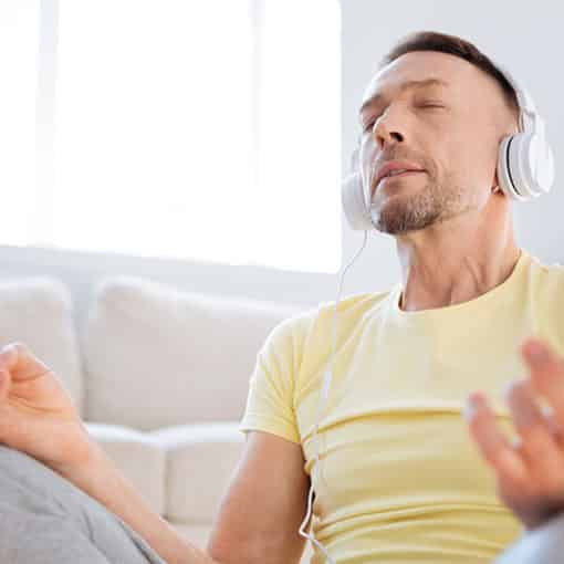 Welche Vorteile hat eine geführte Meditation?